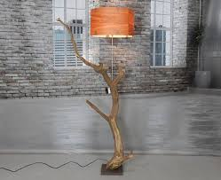 Really cool floor lamps Tall Weathered Oak Branch Floor Lamps Cool Floor Lamps Awesome Stuff 365 40 Cool Floor Lamps That Are Unique Awesome Stuff 365