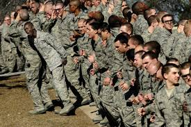 Air Force Security Forces Tech School Air Force Basic Training Timeline At A Glance Military Com