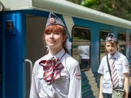 Московская ЖД - Московская детская железная дорога