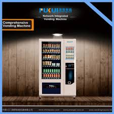 Frozen Product Vending Machine Enchanting Popular Oem Coin Operated Frozen Food Vending Machine Buy Frozen