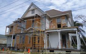 well the answer is construction loans construction loans provide funds for both the purchase and the renovation of the home it s basically a two for one