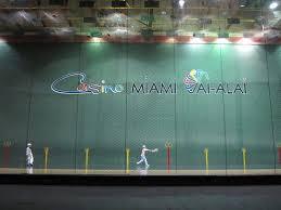 Miami Jai Alai Miami Florida Atlas Obscura