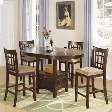 Counter Height Dining Table Kitchen Benches Round And