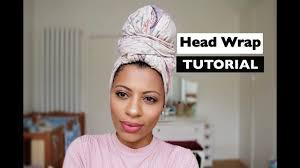 Designer Head Wraps Head Wrap Tutorial Eleanor Jadore South African Beauty Blogger