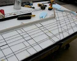 concrete counter top reinforcement