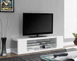 monarch specialties tv stand  glossy white l  walmartca