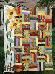 25 best 0-QUILT - RAIL FENCE images on Pinterest | Beautiful, Camo ... & Rail Fence Quilt Instructions Farm Road Ramblings Some Cabin Time A Quilt  Top Finish Rail Fence Adamdwight.com