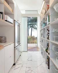 Remodeling Galley Kitchen Kitchen White Galley Kitchen Remodel Tableware Range Hoods The