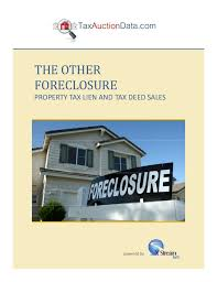 tax lien investing tax lien and tax deed investments exec summary