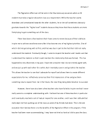 extended essay final draft 7 williams7 the pyg on