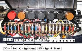 911sc fuse box diagram 911 porsche fuse box 911 wiring diagrams