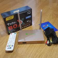 Android tivi box Telebox T8
