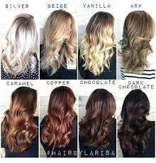 Hair Cellophane Color Charts 18 Hair Color Charts Rituals You Should Know In 18 Hair