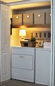 Simple Laundry Room Makeovers Easy Laundry Room Makeover Cherished Bliss