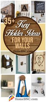35 outstanding key holder ideas so you will never lose your keys