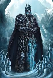 Arthas The Lich King By Kate Draconi 2d Concept Artist Arthas