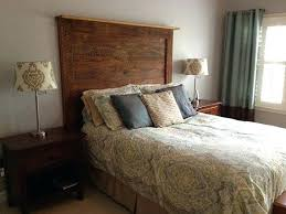 King size wood headboard Farmhouse Wood Backboard Bed White Wood Headboards King Size Beds Cream Leather Headboard King Size Dark Brown Wanderkin Wood Backboard Bed Modern Wood Headboard Bed Headboard Design Modern