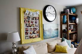 Wall Collage Living Room Living Room Picture Frames Gallery Frames Acorn O Brown Leather