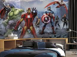 Superhero Bedroom Decorations Marvel Bedroom Marvel Avengers Hulk Fist Led Wall Light Lamp New