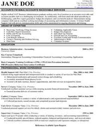 Accountant Skills Resumes 31 Best Best Accounting Resume Templates Samples Images Sample