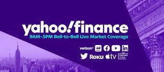 Yahoo Finance - Home