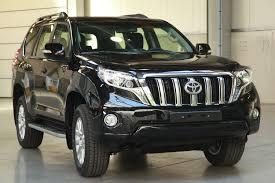 Toyota Land Cruiser Prado VX turbo diesel 7 seats | CPS Africa