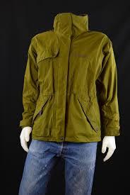 womens jacket womens clothing gore tex rainwear moonstone coat made in usa size las l