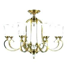 clear glass chandelier shades replacement cool light fixture