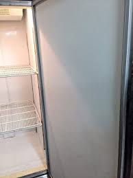 beverage air r series commercial refrigerator cooler 1 one solid door reach in