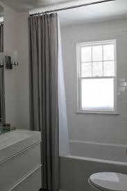 best  modern shower curtains ideas on pinterest  modern tracks