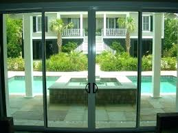 repairing patio sliding glass door track repair parts repairing sliding glass door medium size of sliding