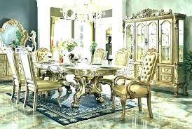 elegant dining rooms sets elegant living room sets fancy dining room formal round table dining room