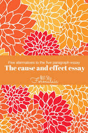 what is a cause and effect essay cause effect essay 17 best ideas about cause and effect essay ela