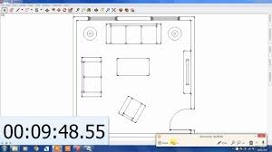 create a sketchup floor plan in under 10 mins