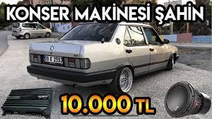 TOFAŞ'A 10.000 TL SES SİSTEMİ YAPTIK ! - YouTube