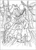 Small Picture Pirates of the Caribbean coloring pages Free Coloring Pages