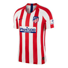 Jersey Nike Atlético de Madrid Vapor Match SS Primera Equipación 2019-2020  Sport red-Deep royal blue - Football store Fútbol Emotion