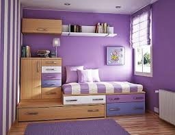 Girls Bedroom Purple