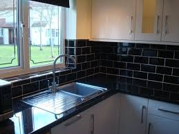 Black And White Flooring Ideas Black White Kitchen Tiles