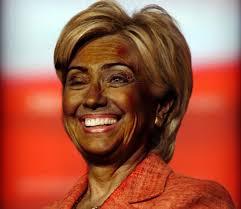Black Hillary Clinton Blank Template - Imgflip