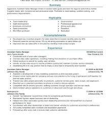 Excellent Resume Example Classy Sale Assistant Resume Sample Resumes Retail Resume Templates