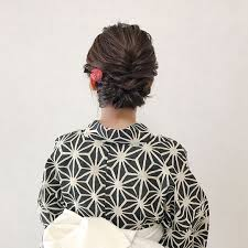 Moriyama Mamiさんのヘアスタイル そろそろ浴衣の季節ですね