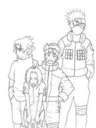 Small Picture Naruto Coloring Pages COLORING PAGES FOR FREE Pinterest