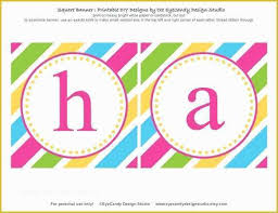 Happy Birthday Signs To Print Free Printable Happy Birthday Banner Templates Of Printable