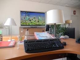 free home office. Desk Computer Keyboard Home Office Living Room Furniture Interior Design Employment Free