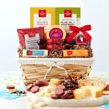 nuts and cheese gift baskets birthday wishes gift basket with beef summer sausage various cheeses ers nuts and cheese gift baskets