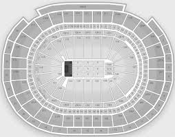 Wachovia Center Seating Chart Justin Bieber Izod Center