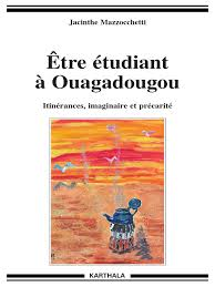 livre etre etudiant ouagadougou