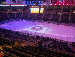 Nassau Veterans Coliseum Seating Chart Nassau Veterans Memorial Coliseum Section 201 Seat Views