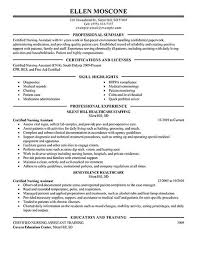 Nursing Assistant Resume Objective Pin On Pharmacy School